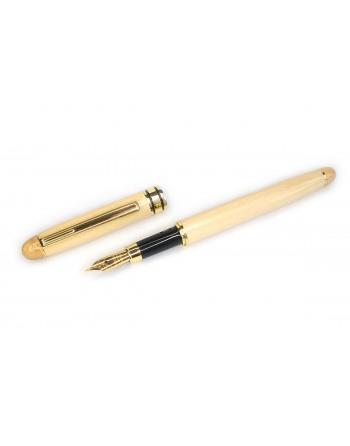Dřevěné plnicí pero Woody